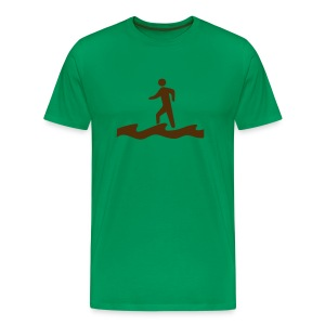 Walk on Water - Men's Premium T-Shirt