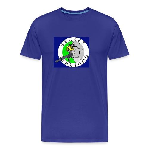 Secret Squirrel - Men's Premium T-Shirt