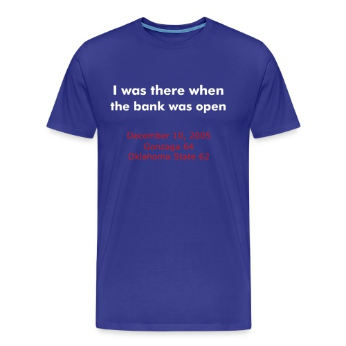I Was There: Buckets! - Men's Premium T-Shirt