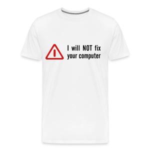 Fix Computer - Men's Premium T-Shirt