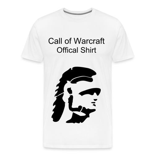 Call of warcraft shirt - Men's Premium T-Shirt