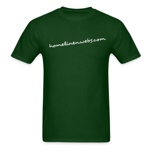 I [heart] homelinen - Men's T-Shirt