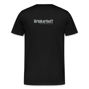 Tribal Brink - Black - Men's Premium T-Shirt
