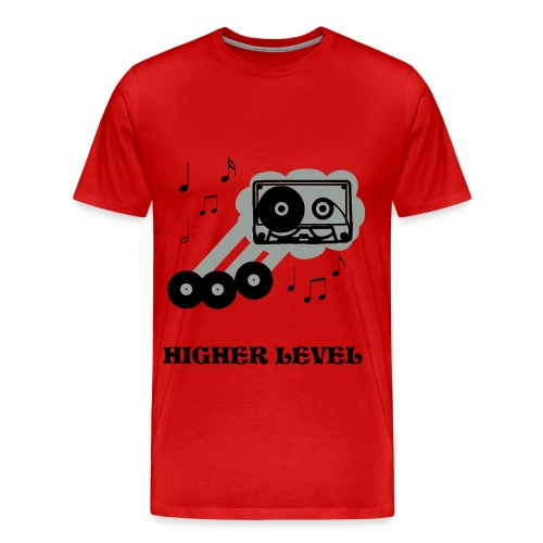 Higher Level Tee. 16 colors available. - Men's Premium T-Shirt