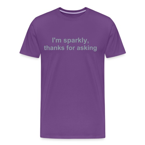 Sparkly - Men's Premium T-Shirt
