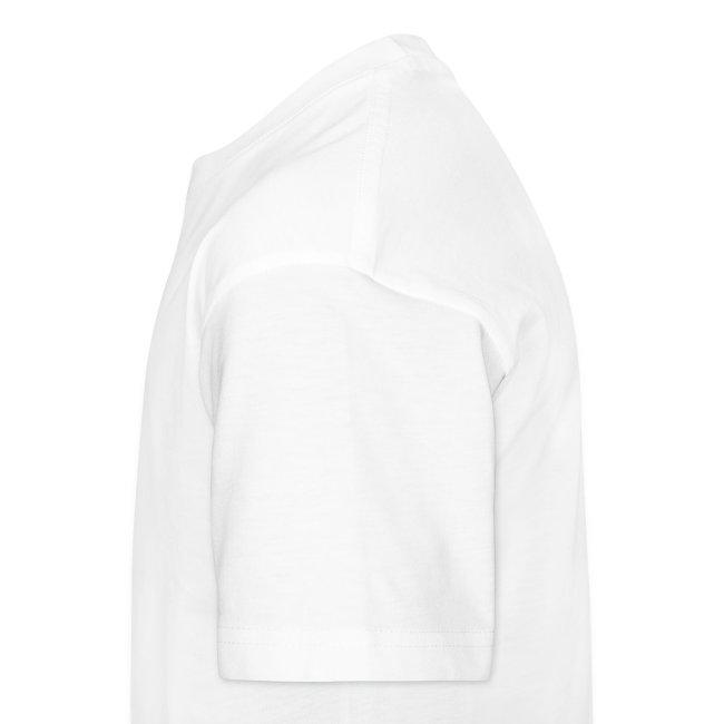 Kool Kids Tees 'Kids Will Be Kids' Toddler Tee in White