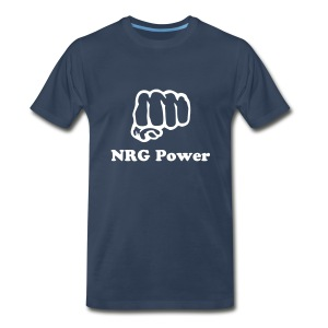 NRG Power - Men's Premium T-Shirt