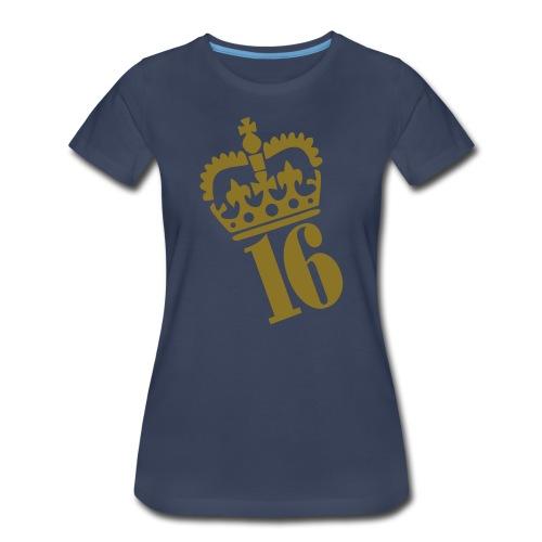 16 - Women's Premium T-Shirt
