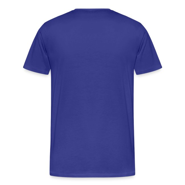 Men's 3X Lightweight Tee (I'd Rather Be...) - Blue