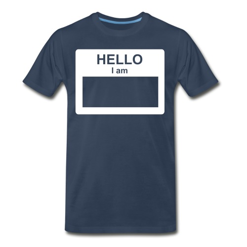 Tee' 1 - Men's Premium T-Shirt