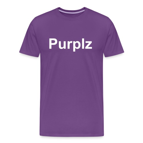 Purplz - Men's Premium T-Shirt
