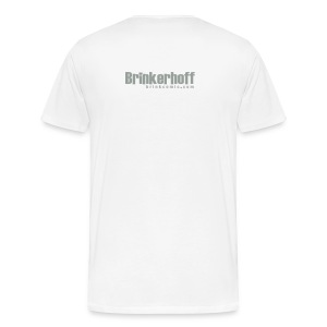 Tribal Brink - White - Men's Premium T-Shirt