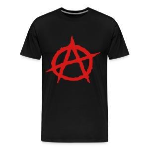 Anarchy Men's Tee - Men's Premium T-Shirt