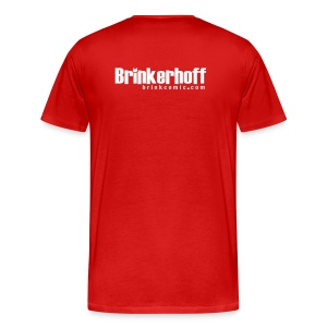 Brinkerhoff Hates You - Men's Premium T-Shirt