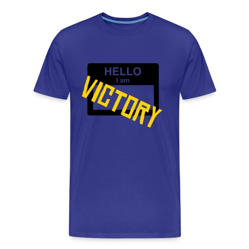 My Name is Victory - Men's Premium T-Shirt