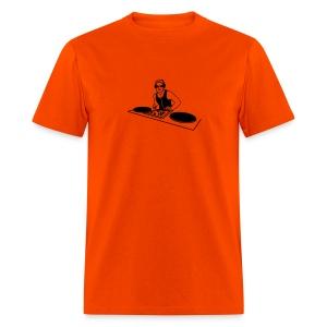 Men's DJ Cotton T - Men's T-Shirt