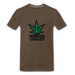 Wiidtime - Men's Premium T-Shirt