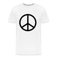 T-Shirts ~ Men's Premium T-Shirt ~ Peace