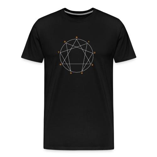 Enneagram of Personality - Men's Premium T-Shirt