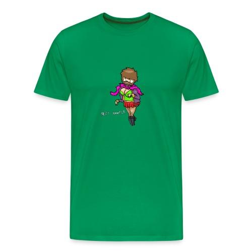 Matt Hooker Green - Men's Premium T-Shirt
