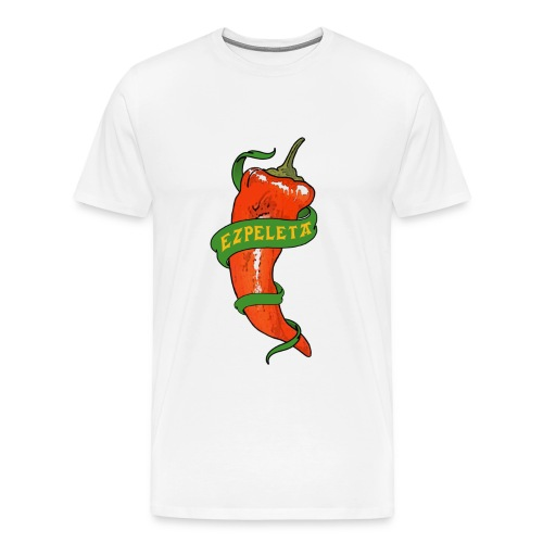 Basque pepper - Men's Premium T-Shirt