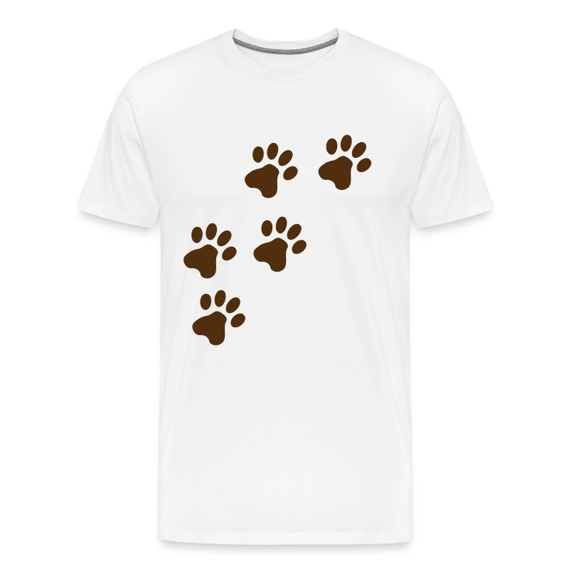 paws - Men's Premium T-Shirt