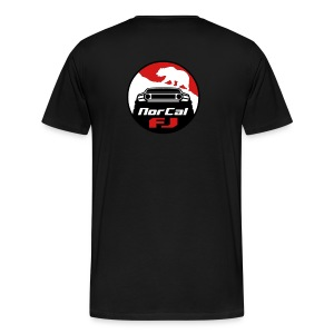 Supercharged - Men's Premium T-Shirt