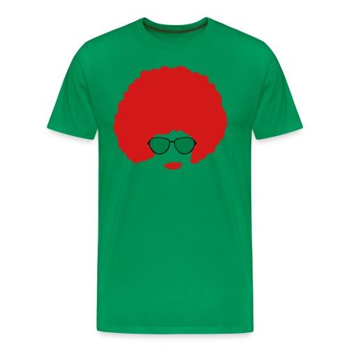 Funky Face - Men's Premium T-Shirt