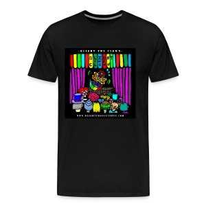 Blight the Clown in the Theater - Men's Premium T-Shirt