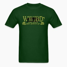 Forest green WWJBD? T-Shirts