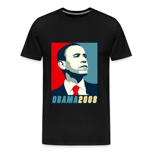 Obama - Men's Premium T-Shirt