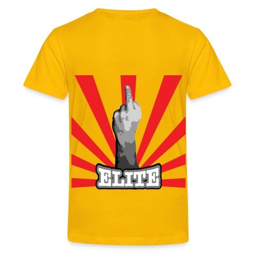 Proletariat/Elite - Kids' Premium T-Shirt