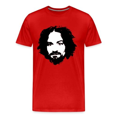 Charles Manson T-shirt - Men's Premium T-Shirt