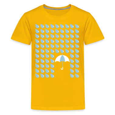 Yellow Ella Ella Kids Shirts