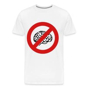 Men's No Brainer - Men's Premium T-Shirt