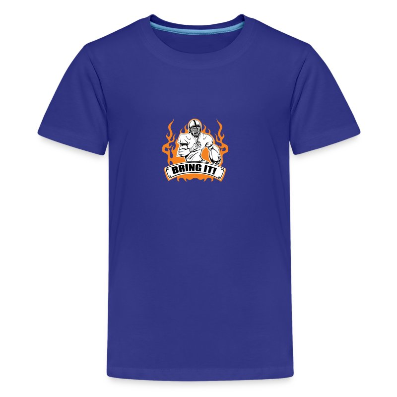Football bring it! - Kids' Premium T-Shirt