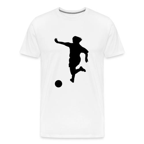 Fùtbol T-Shirt - Men's Premium T-Shirt