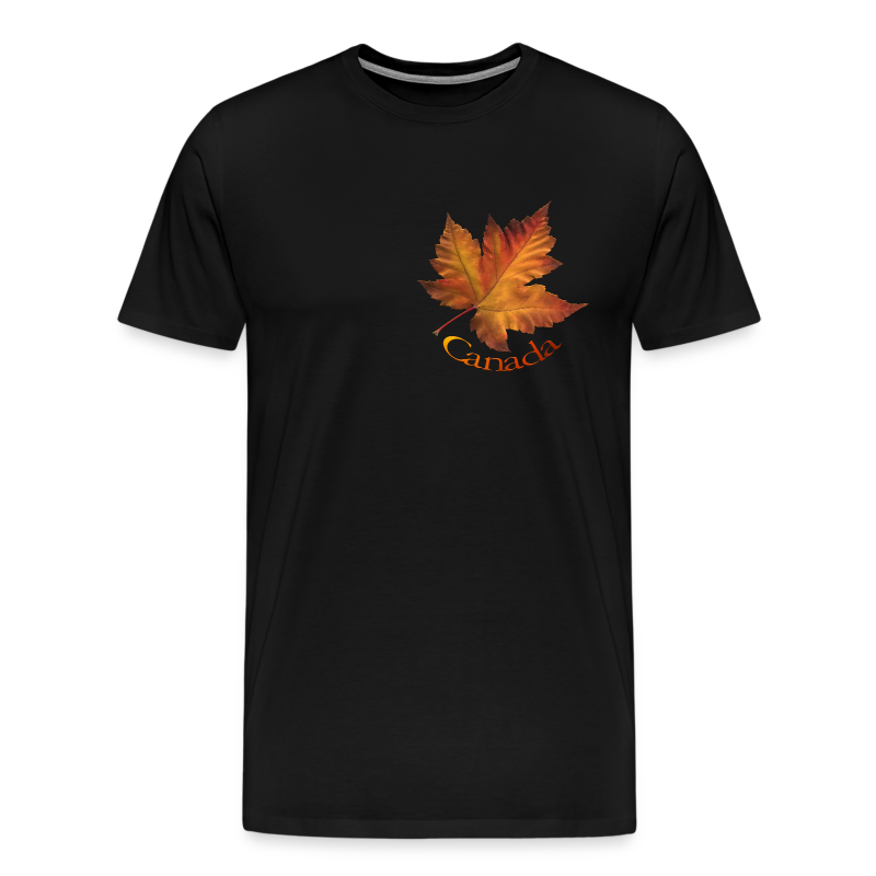 Canada Souvenir Men's XXXL T-Shirts Maple Leaf T-shirts - Men's Premium T-Shirt