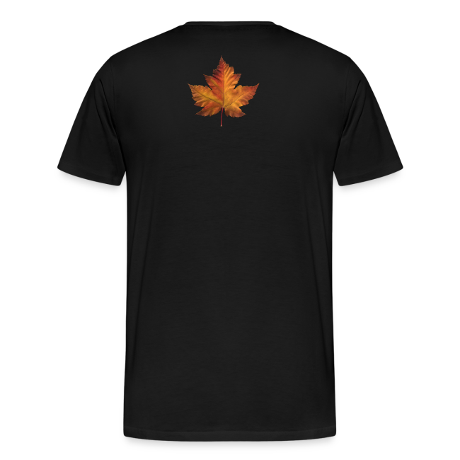 Canada Souvenir Men's XXXL T-Shirts Maple Leaf T-shirts