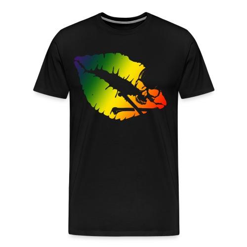 poison lips - Men's Premium T-Shirt