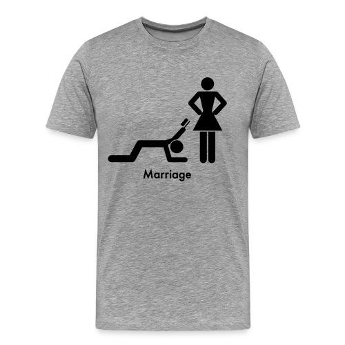 Marraige - Men's Premium T-Shirt