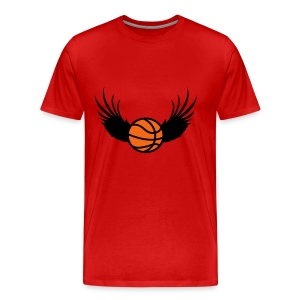 Basketball (2) - Men's Premium T-Shirt