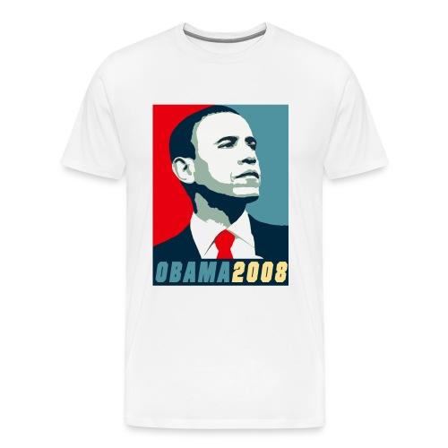 Barack Obama I - Men's Premium T-Shirt