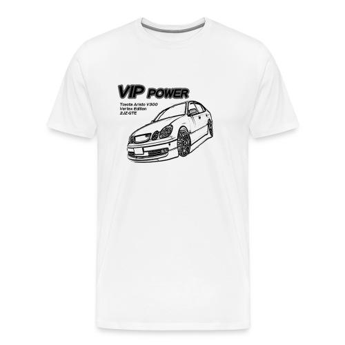 VIP Power Toyota Aristo - Men's Premium T-Shirt