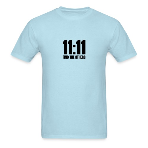 11:11 Find The Others (2) - Men's T-Shirt