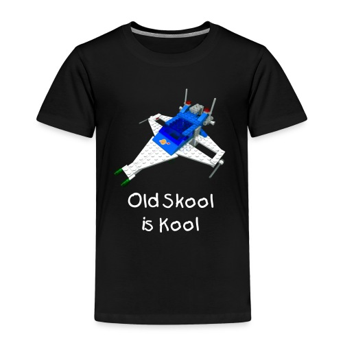 Old Skool is Kool - Toddler Premium T-Shirt
