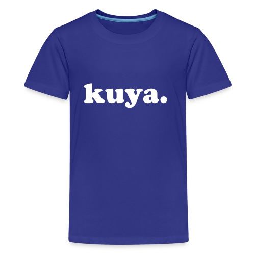 'kuya.' Kid's - Kids' Premium T-Shirt