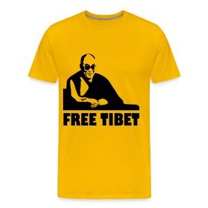 Free Tibet T-Shirt - Men's Premium T-Shirt