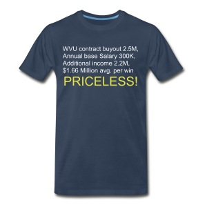 Priceless T-Shirt - Men's Premium T-Shirt