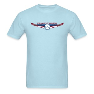 Standard Blue T - Men's T-Shirt